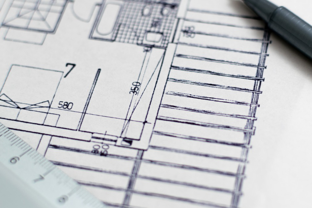 building survey plans